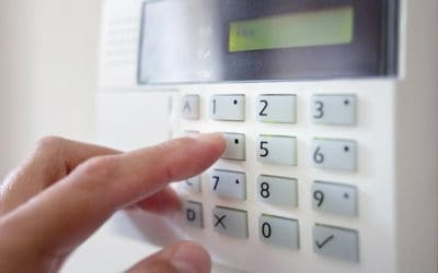 Have a healthy alarm system.