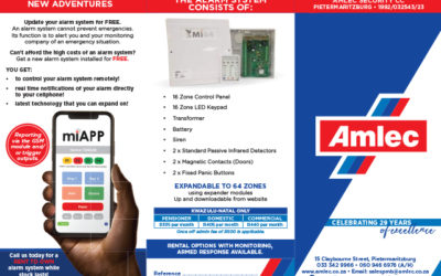 Update your alarm system for FREE.